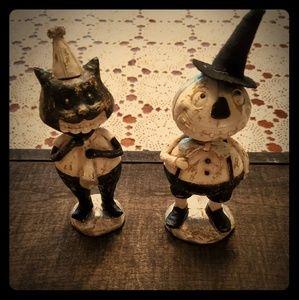 New Folk Art Halloween set
